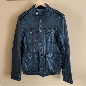 BLINK By Danier Black Leather Jacket